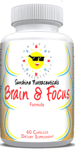 Brain and Focus formula