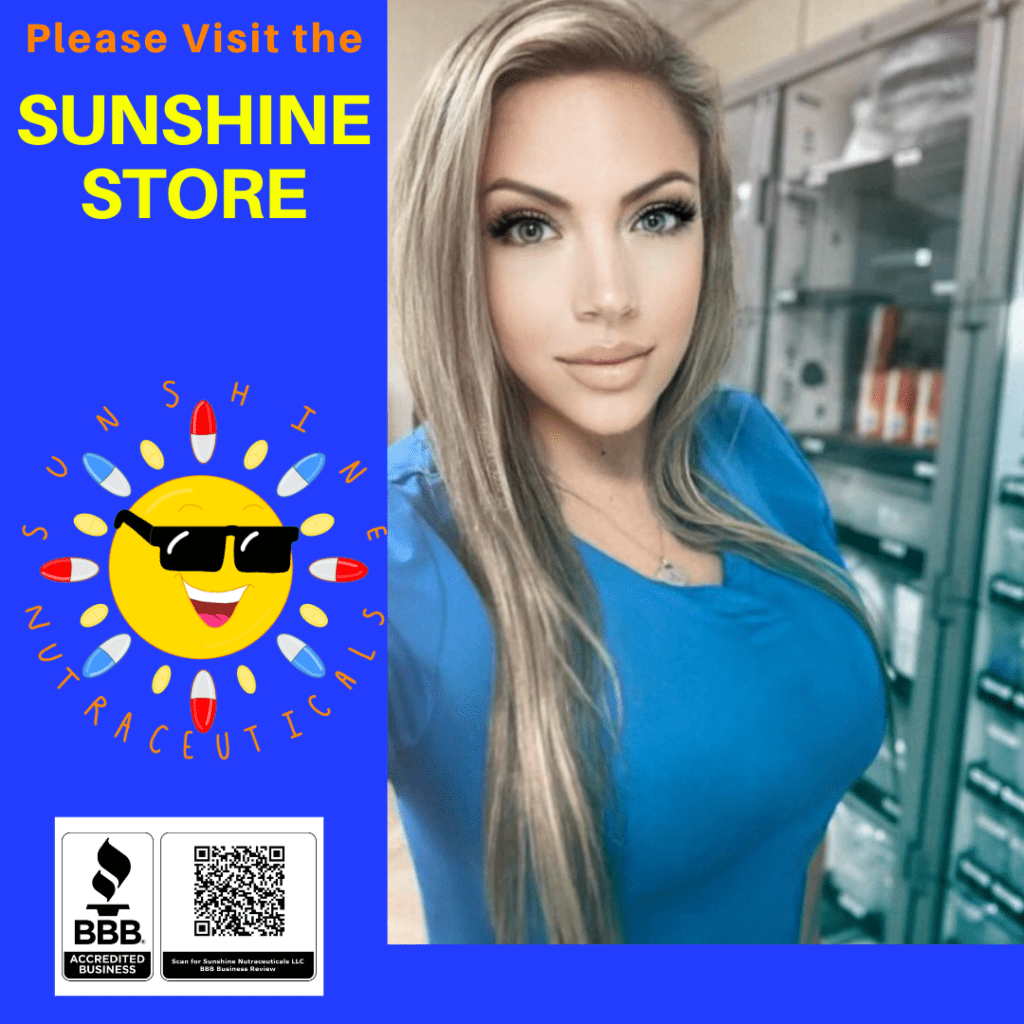 Sunshine Store Ad