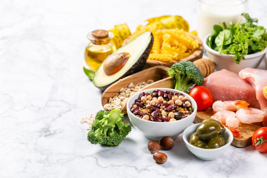 heart health-ornish or meditaranean diets